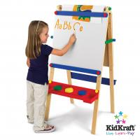 Kid Kraft Artist Easel with Paper Roll