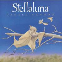Peterson Books Stellaluna - Hard Cover