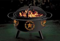 Stone River Firepit/Grill - Service