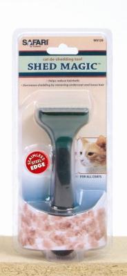 W6128 Safari Shed Magic Cat