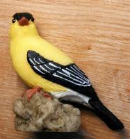Songbird Essentials Gold Finch Table Piece
