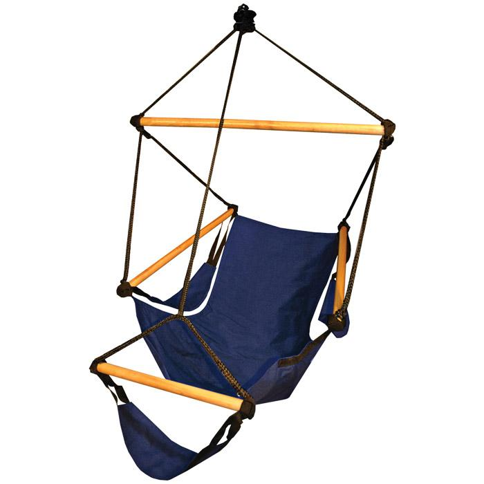 Hammaka Hammocks Cradle Chair - Mid Blue