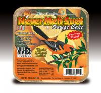 Pine Tree Farms Never Melt Suet Orange 12 oz