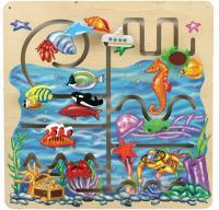 Anatex Sea Life Pathfinder Panel