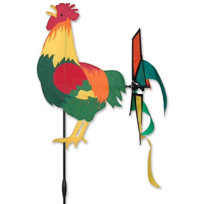 Premier designs rooster petite spinner for Garden spinners by premier designs