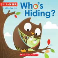 Scholastic Books Who's Hiding