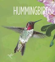 Chronicle Books Living Wild Hummingbirds