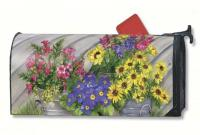 Magnet Works Blossom Buckets MailWrap