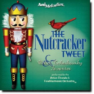 Animelodies The Nutcracker Tweet, CD