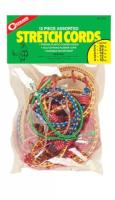 Coghlan's Stretch Cord Asst, Package of 12