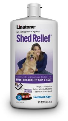 Lambert Kay Shed Relief Dog