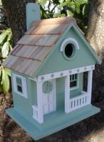 Home Bazaar Sand Dollar Cottage - Teal