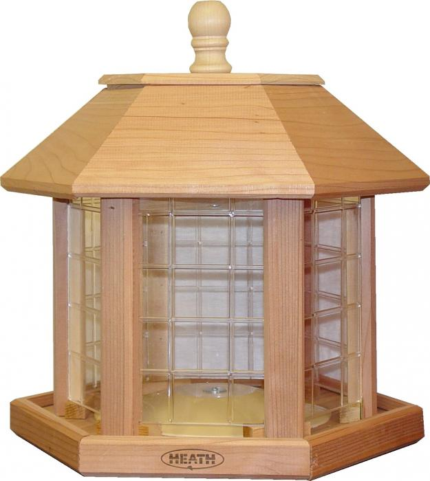 Heath Le Grande Gazebo Bird Feeder