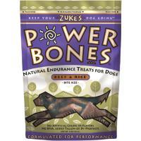 Zukes Powerbones Peanut Butter 5 oz. Pouch