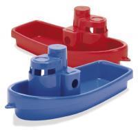Stacking Tug Boat