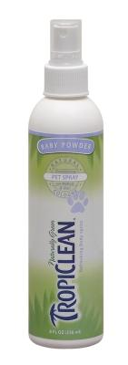 Tropiclean Baby Powder Pet Cologne - 8 oz.