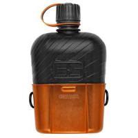 Gerber Bear Grylls Canteen Water Bottle w/Cooking Cup