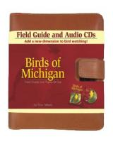 Adventure Publications Birds of Michigan Field Guide/CDs Set