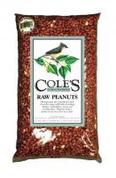 Cole's Wild Bird Products Raw Peanuts 10 lbs.