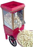 Nostalgia Electrics OFP501 Old Fashioned Popcorn Popper - Red