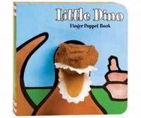 Chronicle Books Little Dinosaur Finger Puppet Book