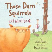 Peterson Books Those Darn Squirrels & The Cat Next Door