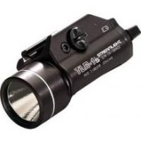 Streamlight TLR-1S C4 LED Light with Strobe Function and Black Aluminum Body