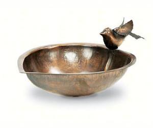 Non-Heated Bird Baths by Achla