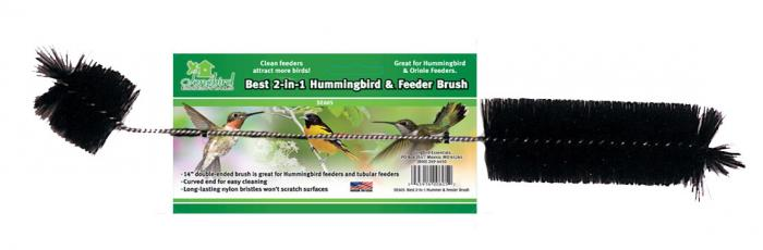 Songbird Essentials Best Two In One Brush