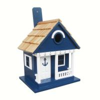 Home Bazaar Anchor Cottage Navy