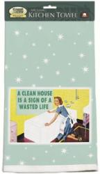 Fiddler's Elbow A Clean House Towel