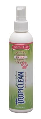 Tropiclean Berry Fresh Pet Cologne, 8 Ounce