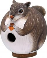 "Songbird Essentials Squirrel ""Gord-O"" Birdhouse"