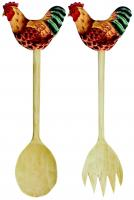Songbird Essentials Country Chicken Salad Server Set