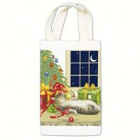 Alice's Cottage Holiday Cat Gourmet Gift Caddy