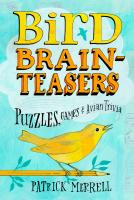 Workman Publishing Bird Brain- Teasers