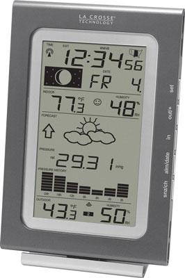 La Crosse Technology Wireless Forecast Station w/ Pressure History