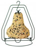 Hiatt Manufacturing Seed Bell Hanger Suet Feeder