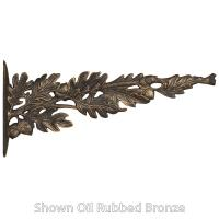 Oakleaf Nature Hook - Copper Verdi