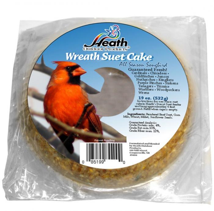 Heath Donut Cake
