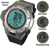 La Crosse Technology Digital Altimeter Watch with Compass