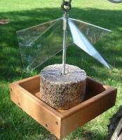 Songbird Essentials Recycled Poly Yumbrella XL Bird Feeder