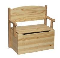 Little Colorado Bench Toy Box