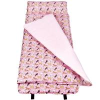 Olive Kids Horses in Pink Nap Mat