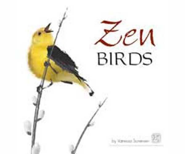 Adventure Publications Zen Birds