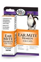 Ear Mite Remedy Cats