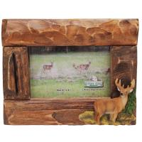 Rivers Edge Products Deer 4 X 6 Firwood Root Frame