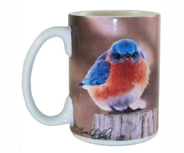Songbird Essentials 15 oz Mad Bluebird Mug
