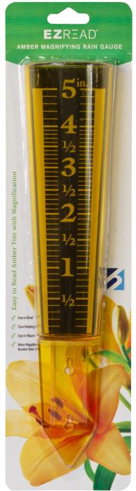 Headwind Amber Magnifying Rain Gauge