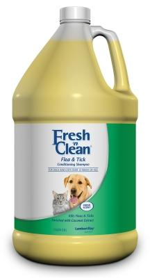 Fresh N' Clean Flea & Tick Shampoo
